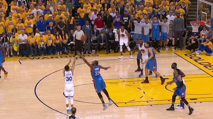 Warriors-Thunder Game 7 brings out plenty of social reaction from NBA players