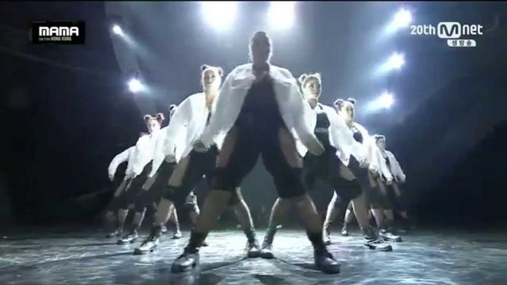 ReQuest dance crew Bang bang bang Dance perfomace at MAMAs 2015 - YouTube