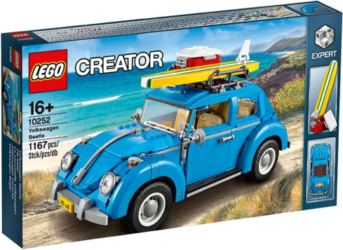 """LEGO Creator 10252 Volkswagen """"bubbla"""""""