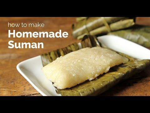 how to make homemade glutinous rice recipe