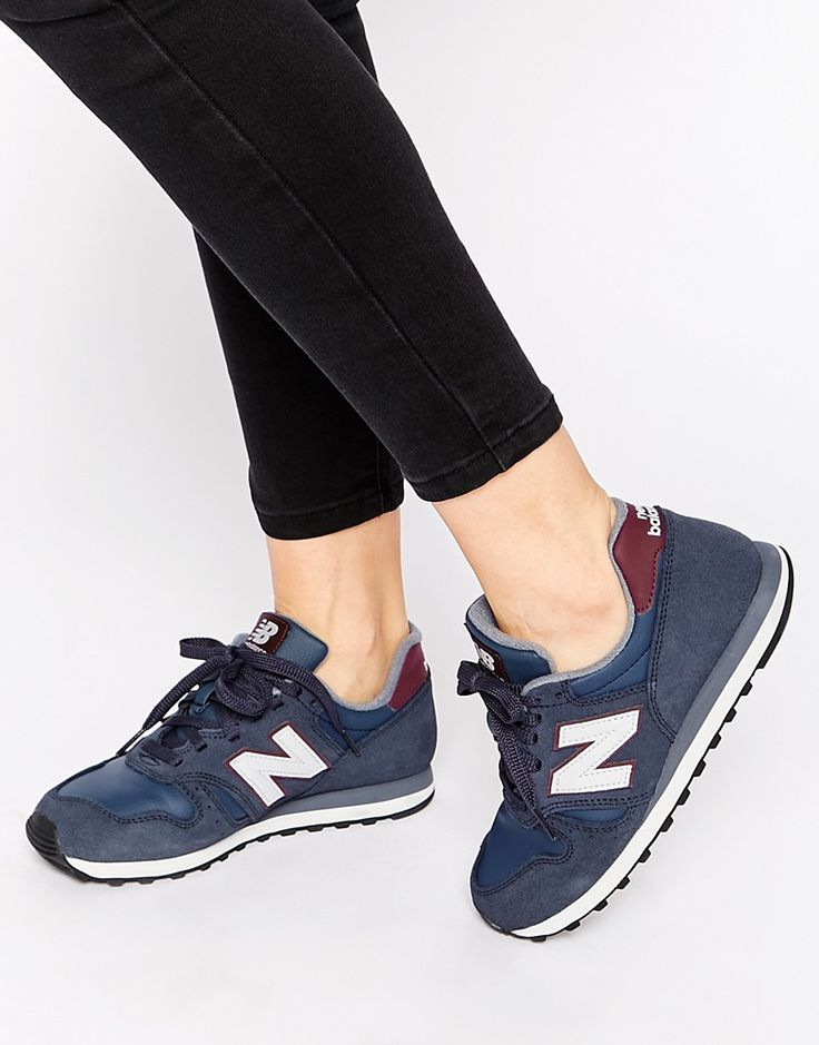 New Balance Bordeaux 373