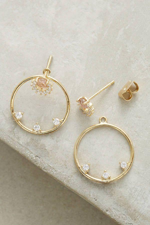 Best 25+ Front back earrings ideas on Pinterest   Ear ...