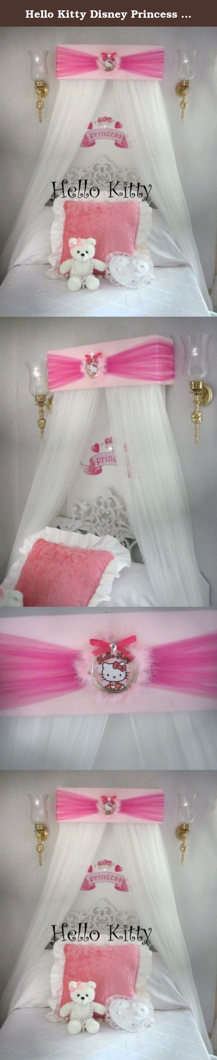 Crib for sale davao - Hello Kitty Disney Princess Bed Canopy For Bedroom Pink Hot Pink Crib Nursery On Sale From