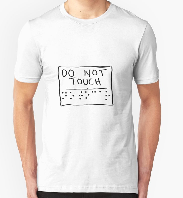 """DO NOT TOUCH"" T-Shirts & Hoodies by dikaqq 