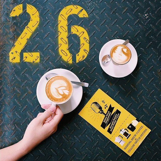 #coffeearound in Bandung Indonesia http://townske.com/guide/4745/coffeearound-bandung