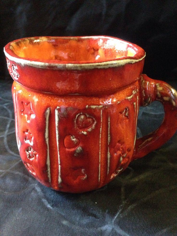 Ceramic keramiek koffiemok