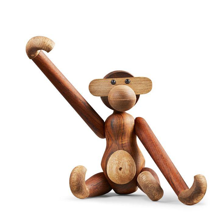 Kay Bojesen Monkey, Medium - Kay Bojesen - Kay Bojesen - RoyalDesign.com