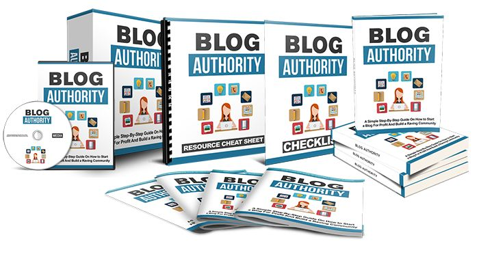 Blog Authority Discover How To Start Your Very Own Blog For Profit And Build a Raving Community of Blog Readers...