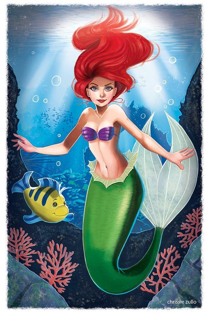 Arielle Die Meerjungfrau Sexy
