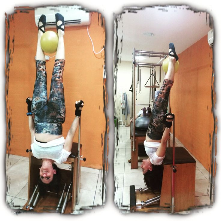 135 Best Images About Pilates Workout Chair Ladder