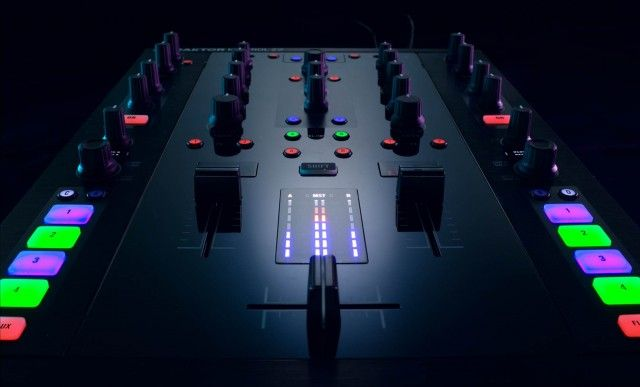 This pretty-looking mixer/controller from NI is built for Traktor. But MIDI and audio work with other tools, too - like Ableton Live.