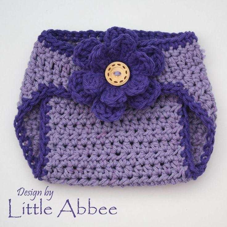 319 besten Crochet - Baby Diaper Covers ! Bilder auf Pinterest ...