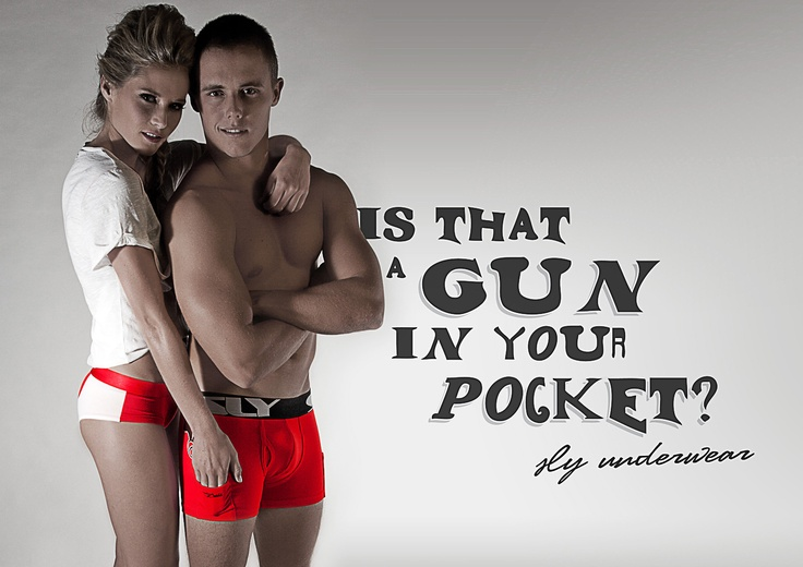 Underwear Pocket — For whatever you want to keep [or hide ;)]