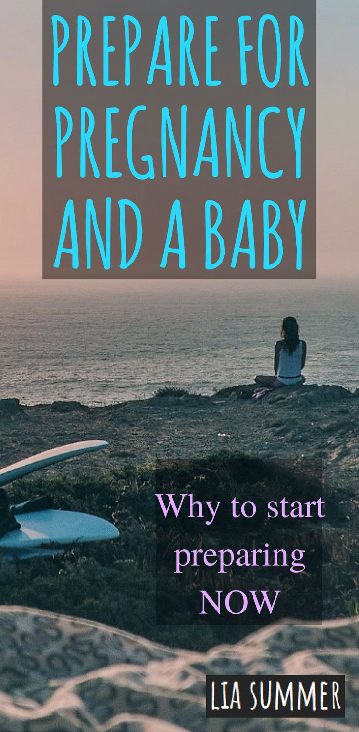 Read my blog post on pregnancy and baby preparation: prepare mentally and physically, feel ready, plan a baby, get pregnant, enjoy each step in the process. Check out my photos and videos and other articles. Share with your partner.