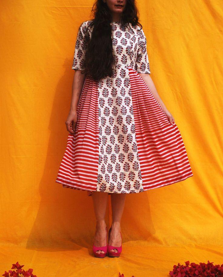 Summer bloom dress by Itr | The Secret Label
