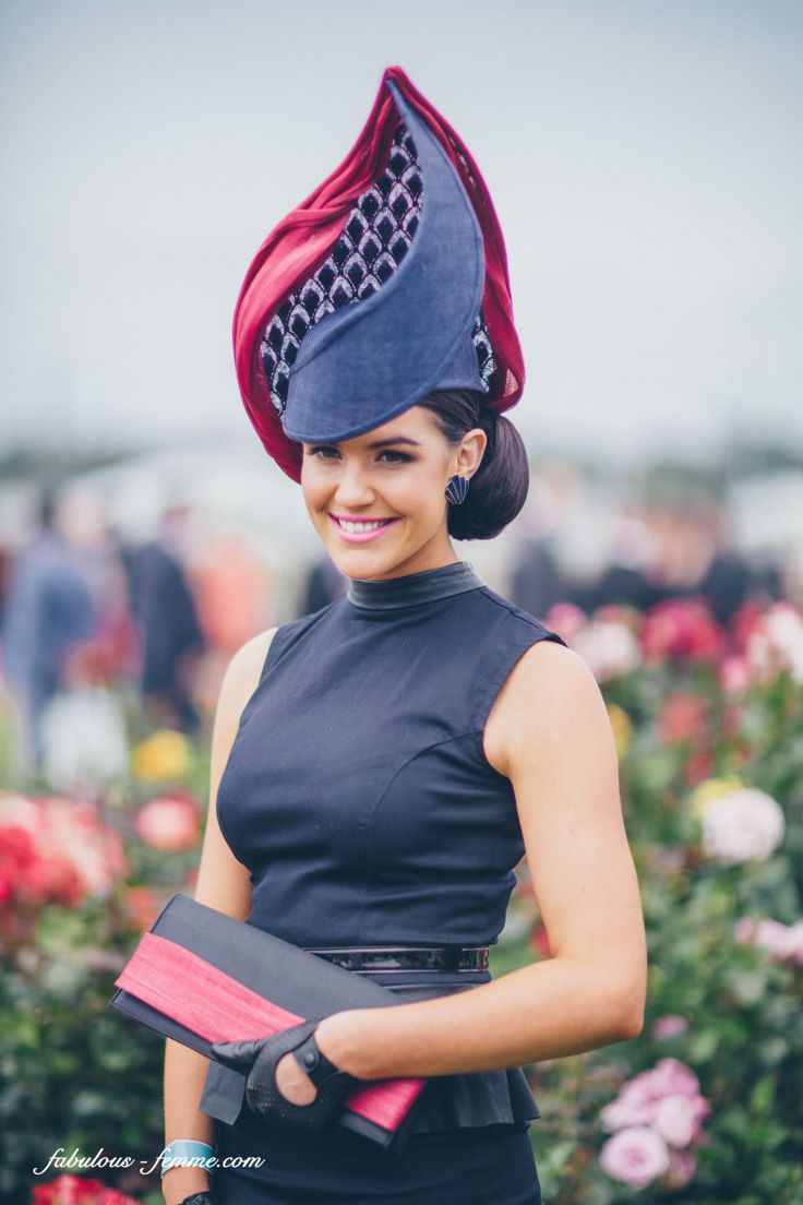 Oaks Day • Melbourne Spring Racing Carnival • Photographed by Souri Sengdara #Racewear #BunburyCup #NinasJewellery