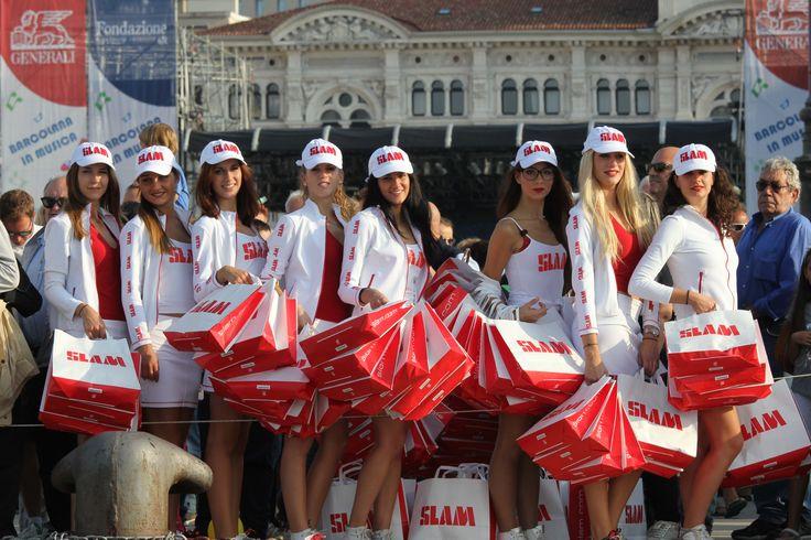 #slamsailing Barcolana Trieste