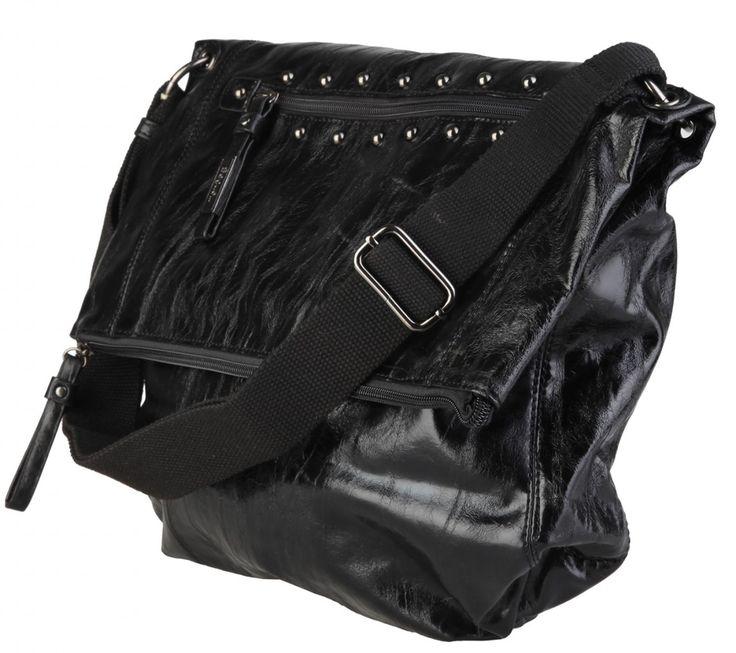 Dámská kabelka / crossbody Segue, větší rozměry - černá | obujsi.cz - dámská, pánská, dětská obuv a boty online, kabelky, módní doplňky