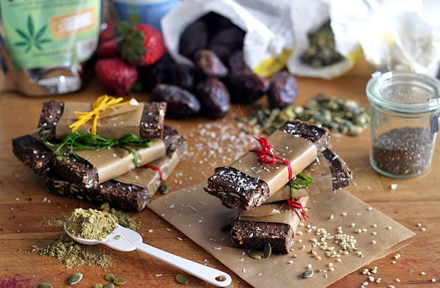 czech website with yummy-looking vegan recipes