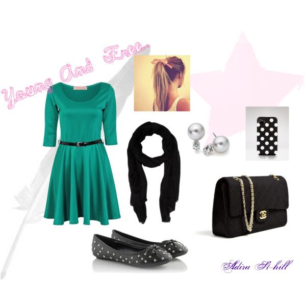 Young And Free by adira-99 on Polyvore