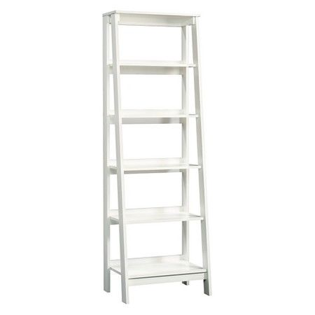 Trestle 5 Shelf Bookcase White - Room Essentials™ : Target