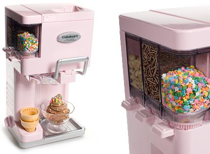 how to make soft serve in a machine