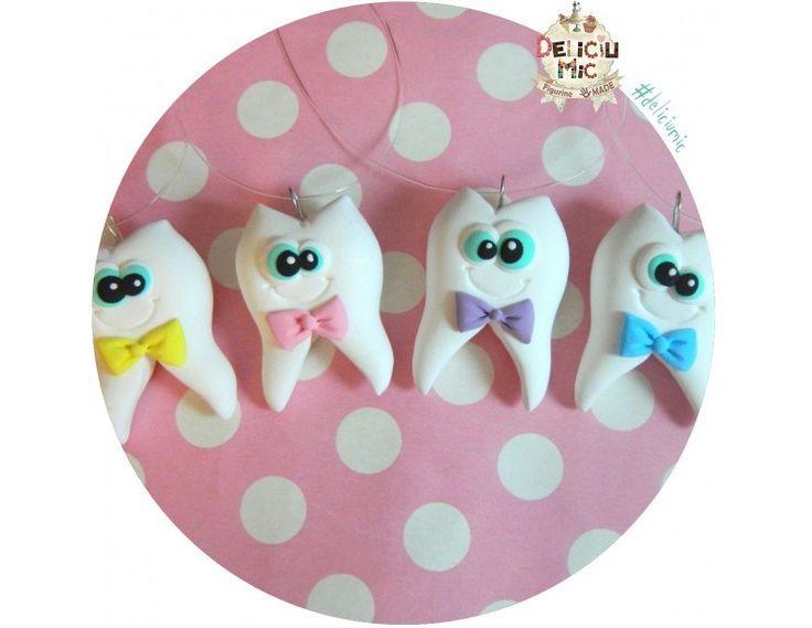 Figurine personalizate  Dințișori simpatici