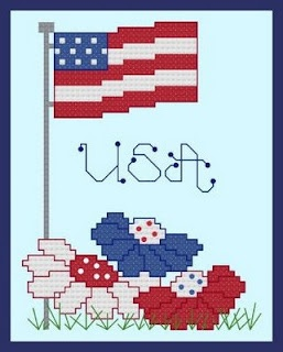 USA Complimentary Chart- lots of cute free charts, others to buy