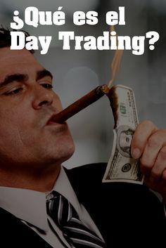 El Day trading hace referencia a operaciones financieras que se abren y cierran en un mismo día con la intención de sacar provecho de la variación en el precio de un instrumento financiero. Esto significa comprar y vender acciones, bonos, divisas (Forex), opciones, materias primas, futuros, etc., en el mismo día esperando obtener un ROI que estará dado por la diferencia entre el precio al que se compra y el precio al que se vende.