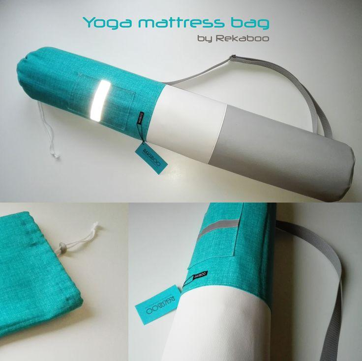Yoga mattress bag by Rekaboo
