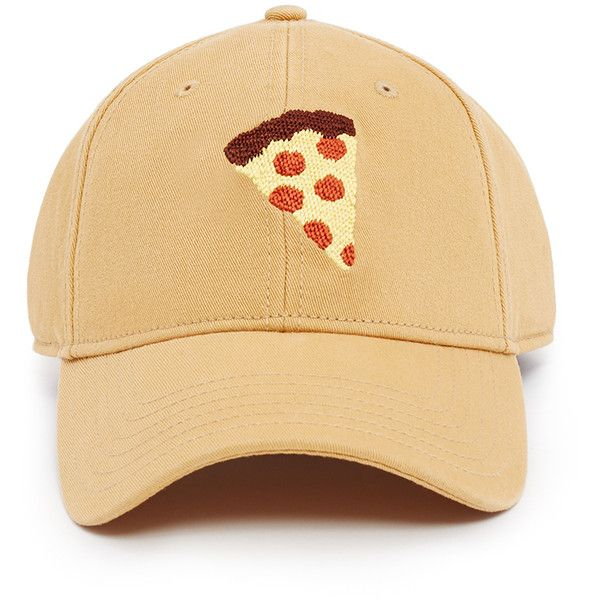 Harding-Lane for Opening Ceremony Pizza Hat - MEN - JUST IN -... ($40) ❤ liked on Polyvore featuring men's fashion, men's accessories, men's hats and mens hats