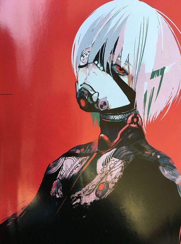 Картинки токийский гуль перерождение