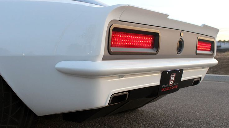 East Bay Muscle Cars Builds A 1967 Camaro Snowblind For K N 2015 Sema Show Booth 22561 Camaro Chevy Camaro Muscle Cars