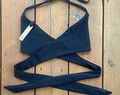 Wrap Party Bikini Top by CEA