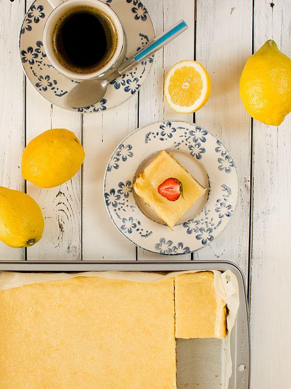 Ciasto cytrynowe (niemożliwie dobre) | Sklep AleDobre.pl