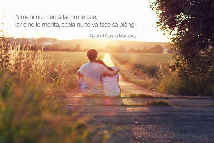 Unul din cele 13 Sfaturi pentru Viață de la Gabriel Garcia Marquez  Vez celealte sfaturi: http://wp.me/p4rEWc-72