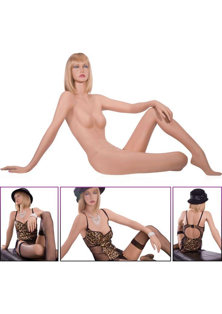 Buy Jacqueline Complete Mannequin online cheap. SALE! $425.49