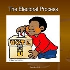 $2.00. This 16-slide PPT includes several concepts in order to teach students about the electoral process.    These concepts include the following:    Methods of nomination, types of primaries, state primary/caucus map, election petitions, election dates by law, precincts, polling places, history of the ballot, 21st century voting technology, campaign spending since 1992, campaign financing regulations, FEC, donations loopholes, and MUCH MORE!    This PPT may be modified.