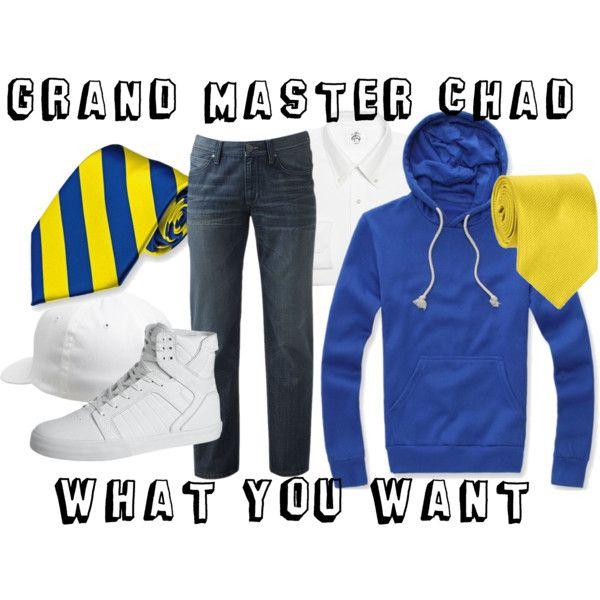 Grand Master Chad - Polyvore