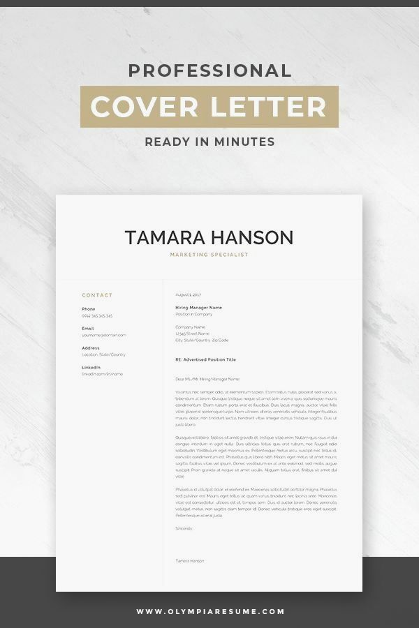 Resume Example With Headshot Photo Cover Letter 1 Page Word Resume Design Diy Cv Example In 2020 Resume Examples Professional Resume Examples Basic Resume Examples