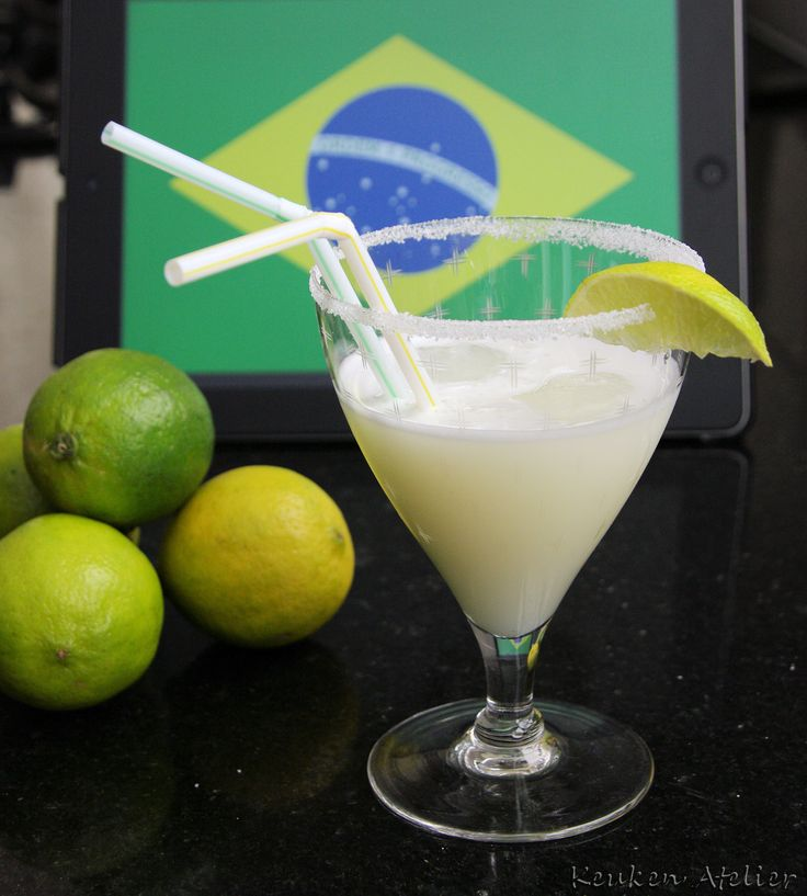 Braziliaanse limonade 1