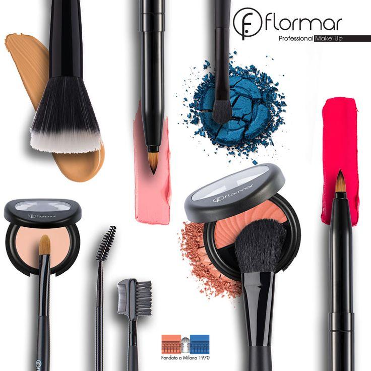 ¡Todo lo que necesitas para un maquillaje impecable te lo ofrece #Flormar!