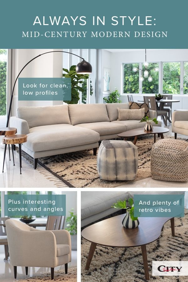 One Of Our Favorite Home Trends Is Mid Century Modern Design And For Good Reason It S Retro Classic And M Living Room Mid Century Modern Design Home Trends