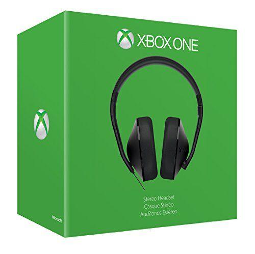 Xbox One Stereo Headset Microsoft http://www.amazon.com/dp/B00IAVDQCK/ref=cm_sw_r_pi_dp_5WHwwb0N6993D