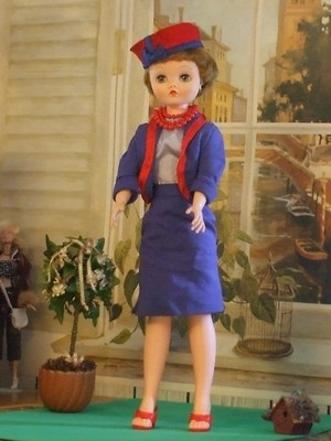Vintage Candy Fashion Doll Deluxe Reading Candy Fashion