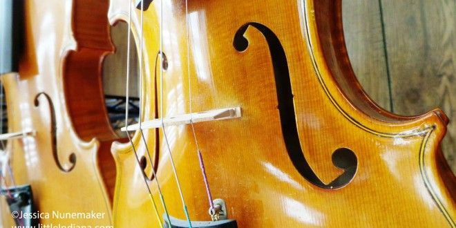 Images from Biggs #Violin Shop in Porter, #Indiana