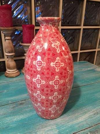 angielski wazon, ceramika Warszawa - image 1
