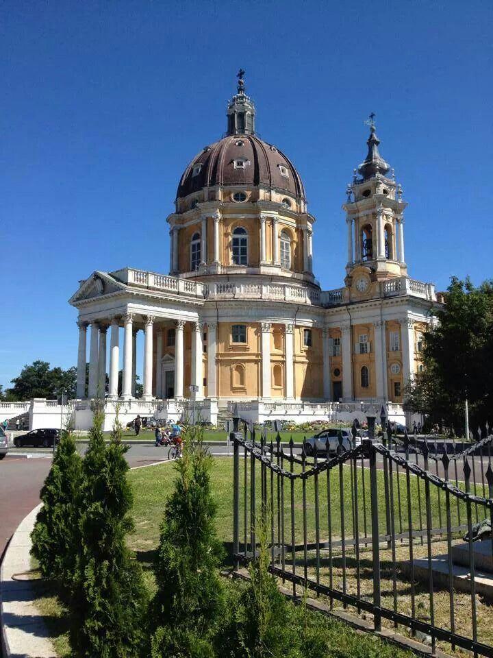 Basilica di Superga Learn Italian in Turin www.ciaoitaly-turin.com