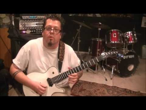 Hoobastank -  The Reason - Guitar Lesson by Mike Gross