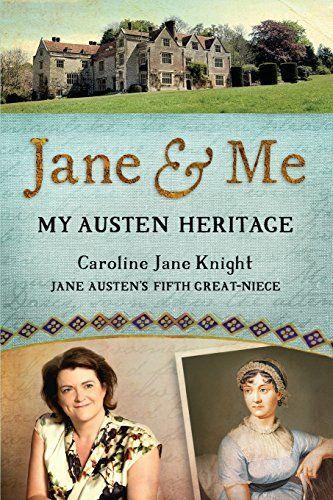 Jane & Me: My Austen Heritage by Caroline Jane Knight https://www.amazon.com/dp/064808051X/ref=cm_sw_r_pi_dp_x_wNhWzb6T1KZQD